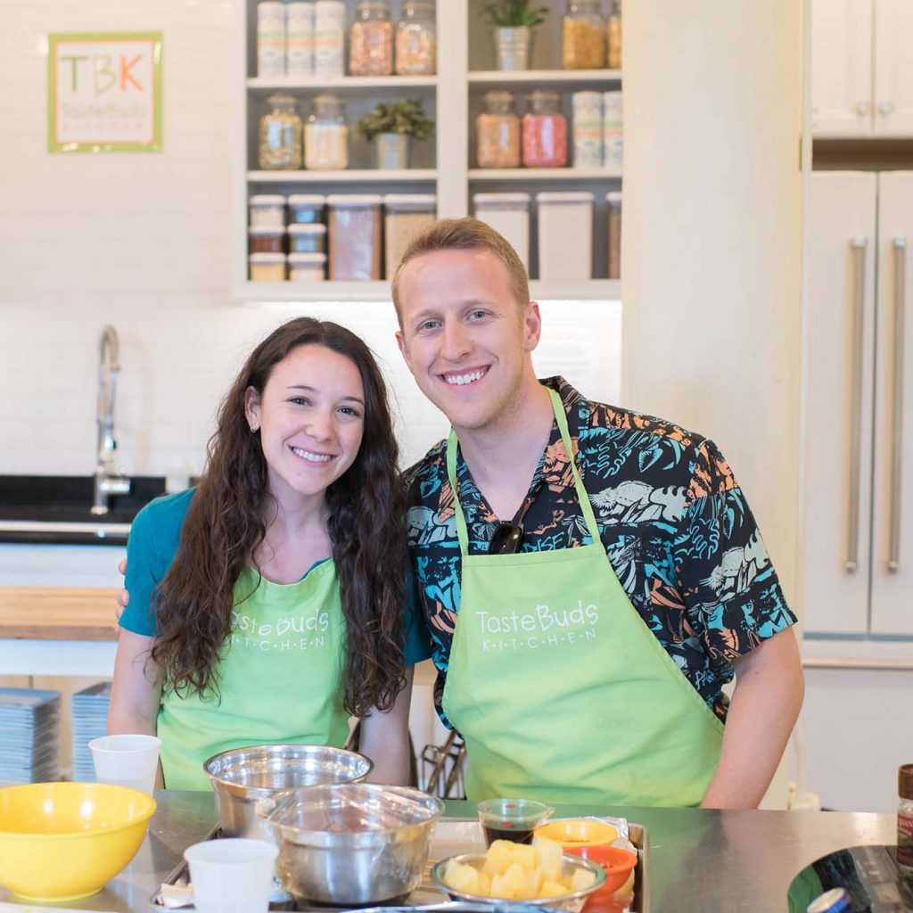 Date Night Cooking Class at Taste Buds Kitchen