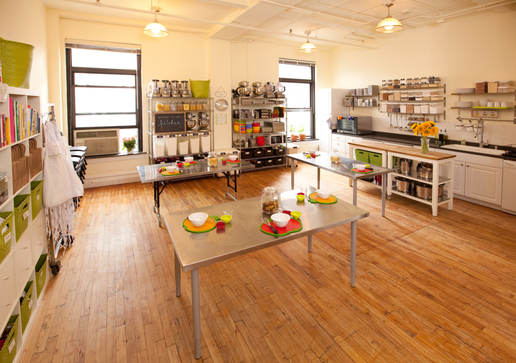 taste buds kitchen is a custom designed kitchen event studio