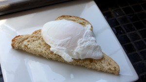 Taste Buds Kitchen poached eggs
