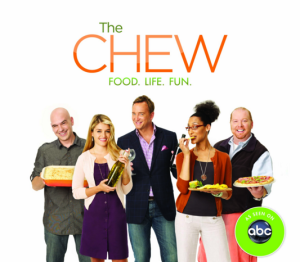 Featured on ABC's The Chew