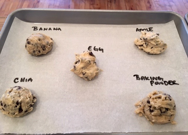 Substitute Applesauce For Sugar In Chocolate Chip Cookies