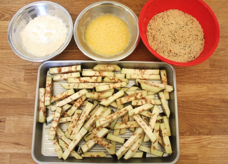 Taste Buds Kitchen - Baked Eggplant 6