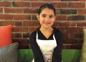 Junior Chef of the Month: Emme