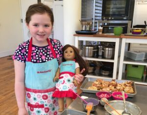 Junior Chef of the Month: Claire