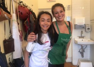 Junior Chef of the Month: Bella