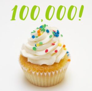 100,000 Cupcakes