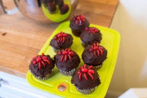 Ant-Man Movie Cupcakes