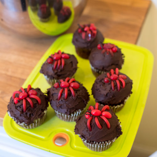Ant-Man Movie Cupcakes