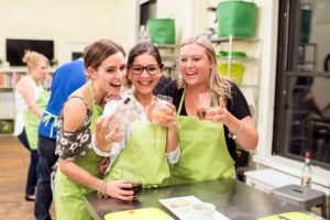 You'll love our Adult BYOB Cooking Classes!