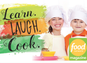 Back-to-School with Food Network Magazine