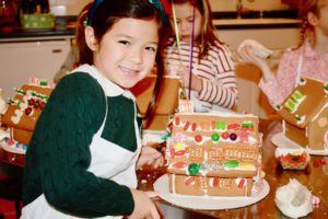5 Best Things about Gingerbread House Decorating