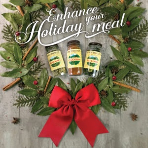 GIVEAWAY: Favorite Holiday Spices