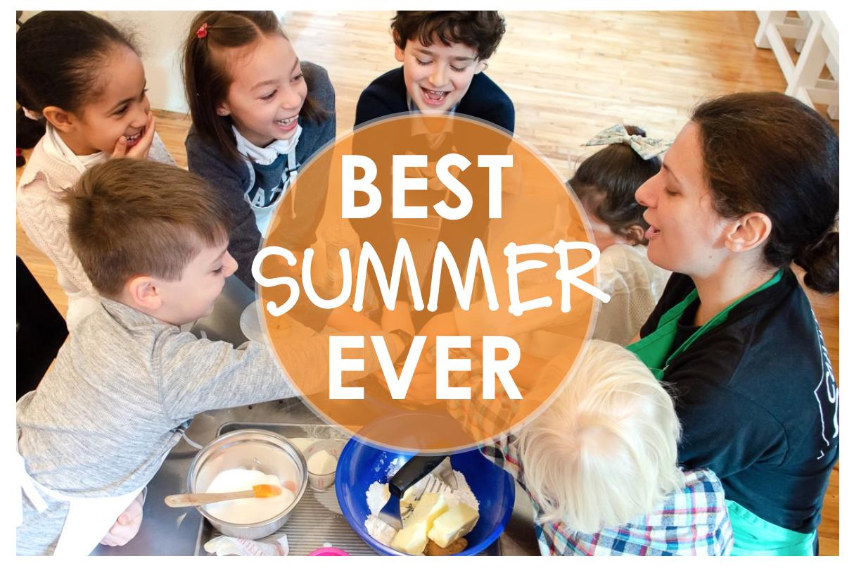 Summer Camp 2019 - Taste Buds Kitchen